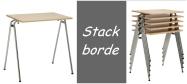 Stack bord