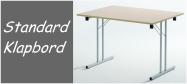 Standard klapbord